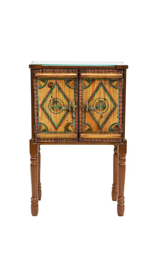 Cabinet Saudi Window Design Wooden