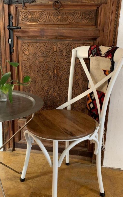 Cafe Style Chair Wooden