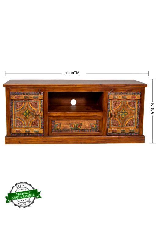 Saudi Door Design TV Cabinet