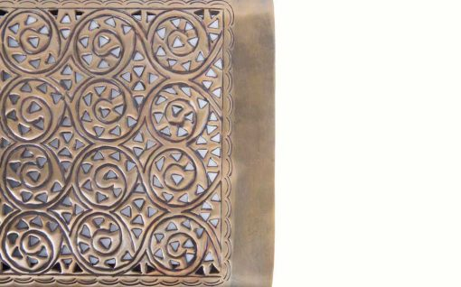 Moroccan Brass Sconce