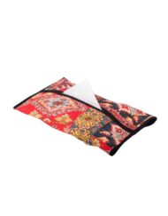 Fabric Tissue Holder Kilim Design