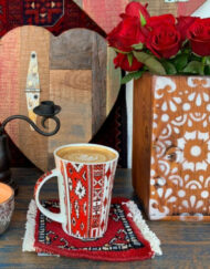 Ceramic Art Mugs Arabesque Designs