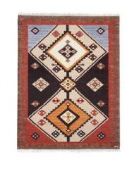 Flat Weave Dhurrie Rug