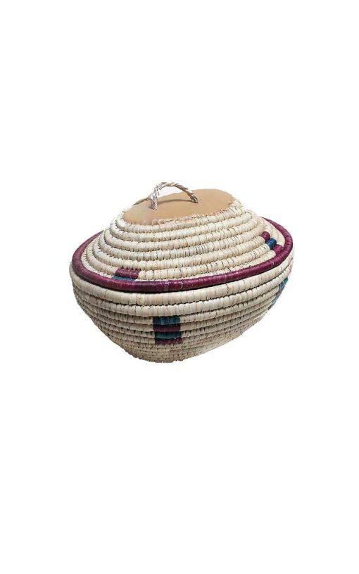 Handwoven Baskets Saudi Made