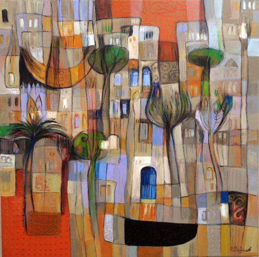 Fahad Kholaif Acrylic Arts