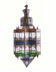 Moroccan Hanging Lamp Arabesque Cutwork