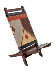 Azzeri Chair Kilm Handmade