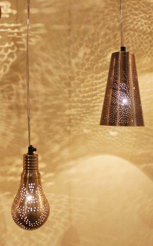 Brass Pendant Hanging Lights