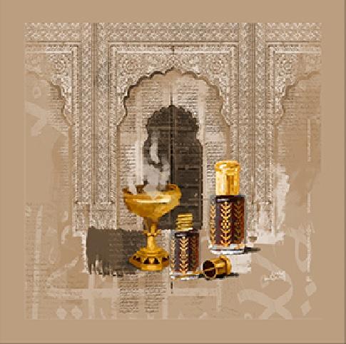 Mohsin Alshamari Digital Art Canvas