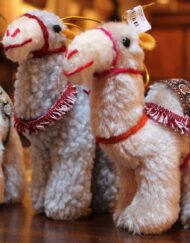 Handmade Small Arabian Camel Soft Toy