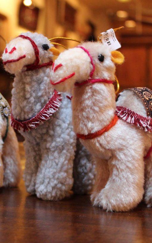 Handmade Small Arabian Camel Soft Toy