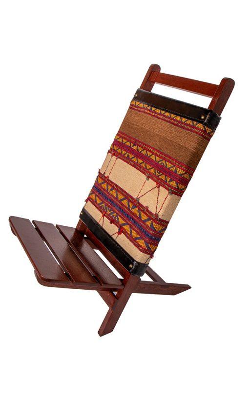 Sadu Folding 'Azzeri' Chair