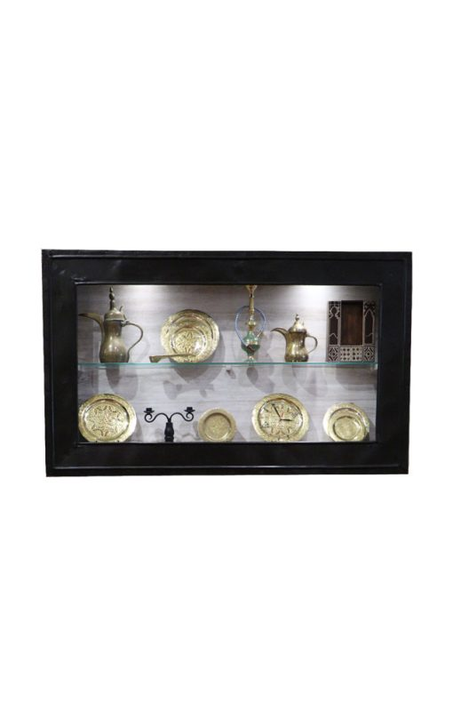 Display Shelf Wooden Frame