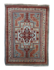 Geometric Pattern Chubi Carpet