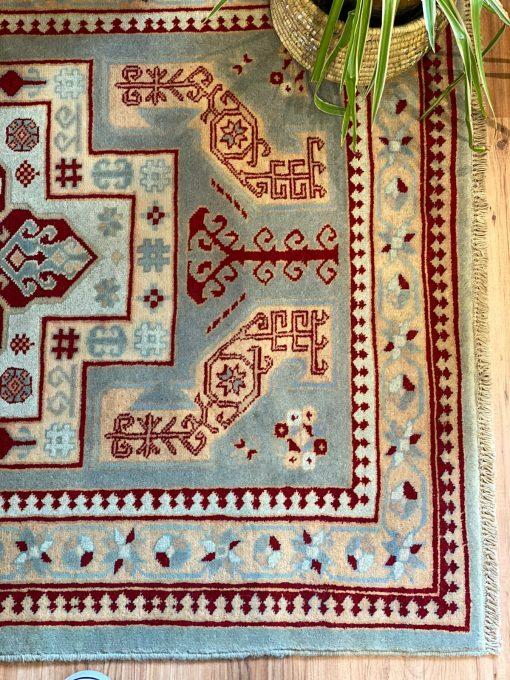 Geometric Pattern Chubi Carpet