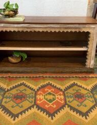 Cabinet Wooden Open Shelf