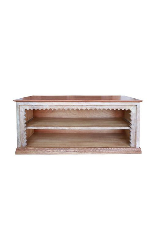 Cabinet Wooden Open Shelf