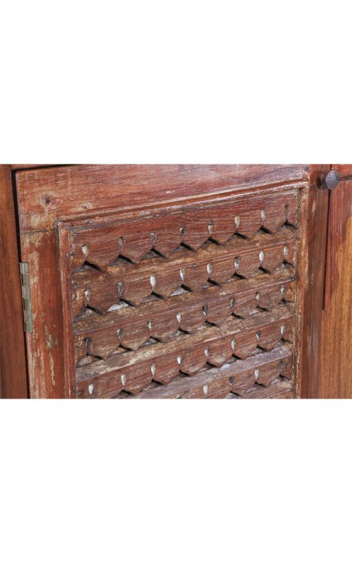 Sideboard Antique Window Shutter