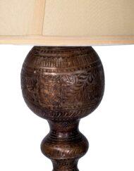 Brass Antique Base Lamp