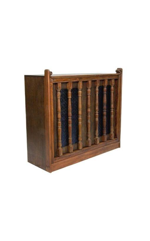 Custom Storage Cabinet Console