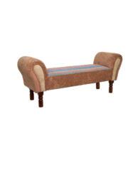 Custom Sadu Lounge Bench Only At Desert Designs