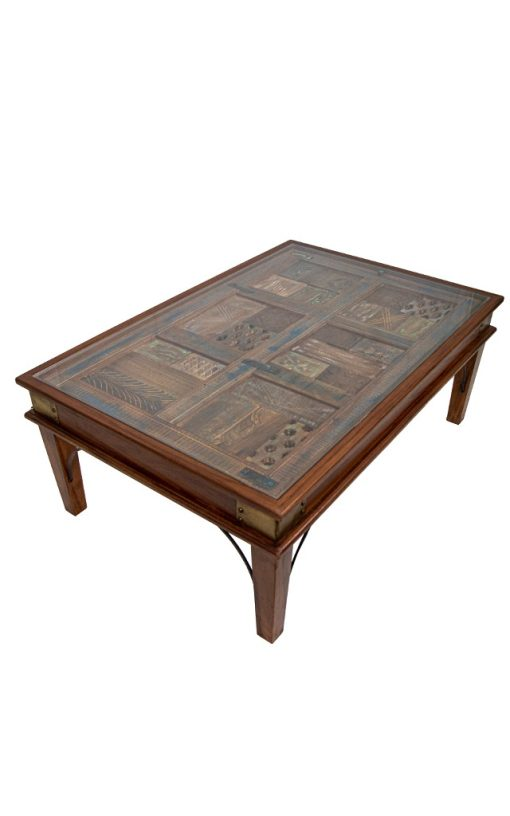 Coffee Table Mosaic Wood Collection