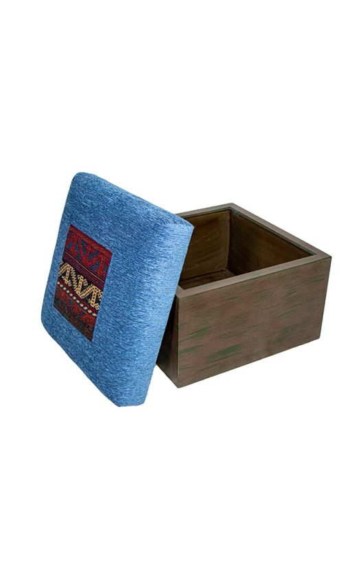 Box Seat Upholstered With Storage