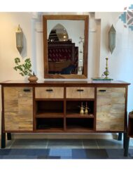 Mosaic Up-Cycled Cabinet Sideboard