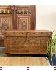 'Namas' Inspired Storage Chest