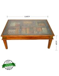 Coffee Table Mosaic Wood