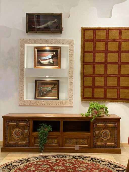 Saudi Door Design Cabinet