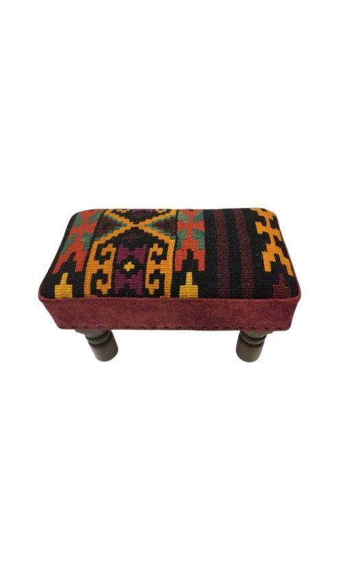 Sadu Upholstered Custom Footstool