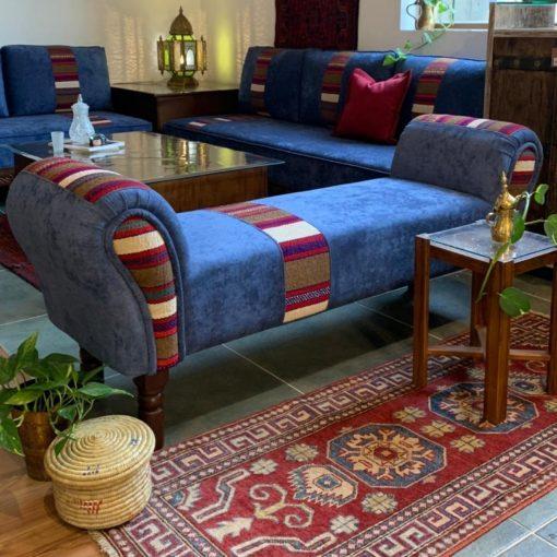 Custom Saudi Lounge Bench