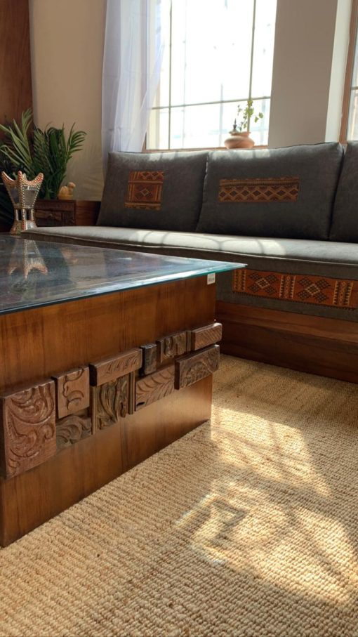 Coffee Table Naqsh Design