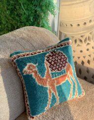 The mini Camel cushion