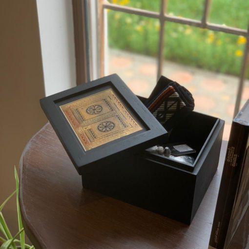 Etched Brass Gift Box Saudi Door