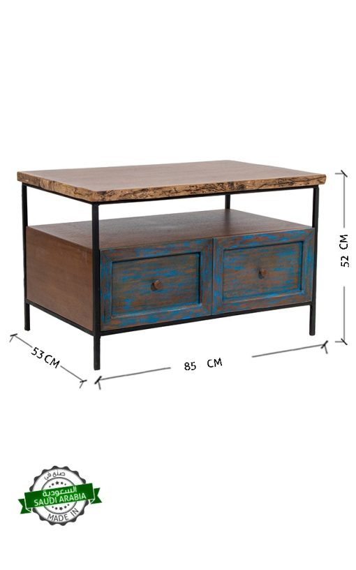 Wood And Metal Cabinet Design