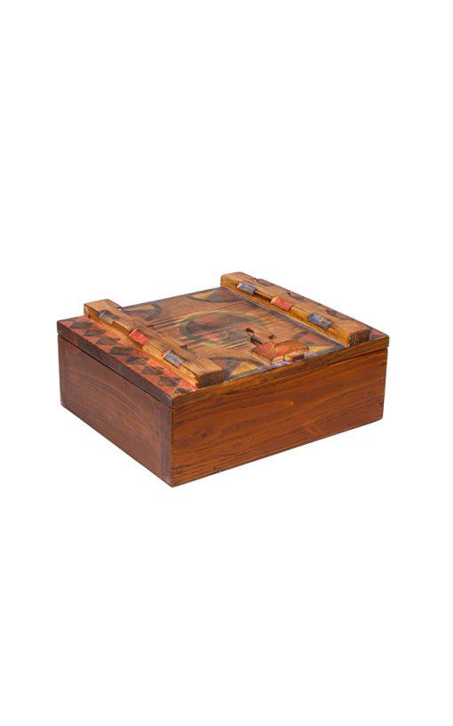 Gift Box Wooden Saudi Executive Gifts