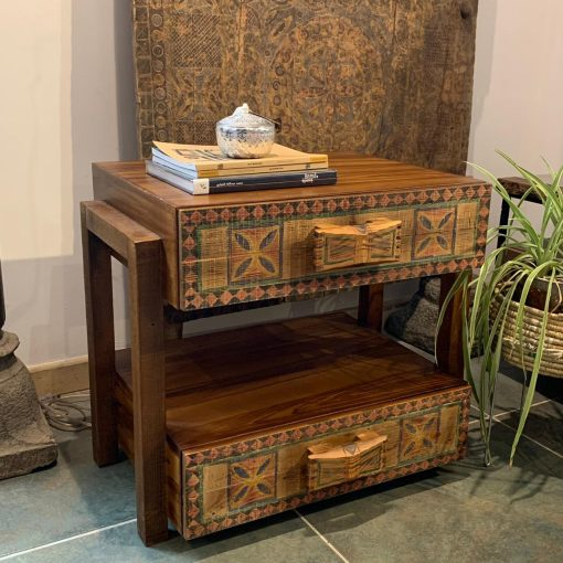 End Table Najdi Door Design