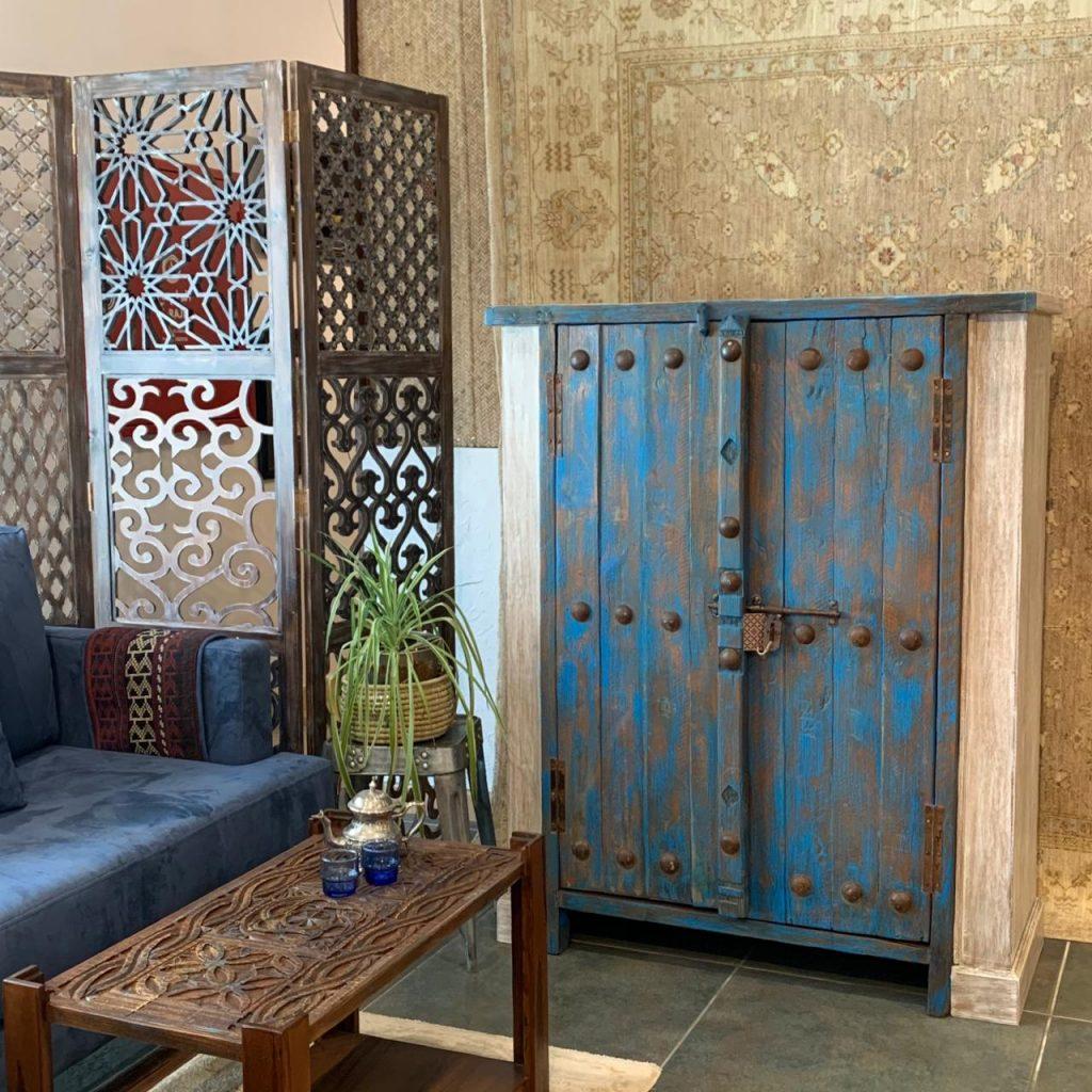 Cabinet Hassa Door Repurposed