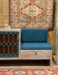 Custom Made Cabinet Seat Upholstered Cushion