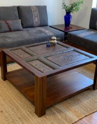 Moroccan Door Coffee Table