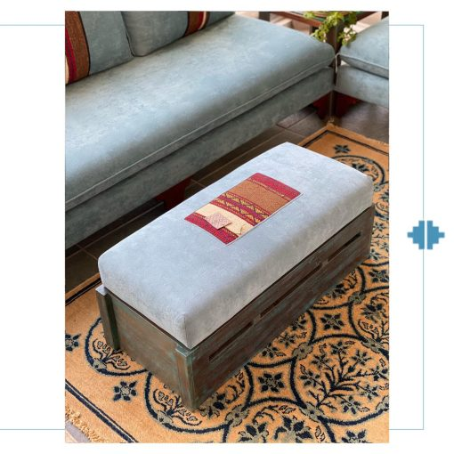 Seat Upholstered With Storage