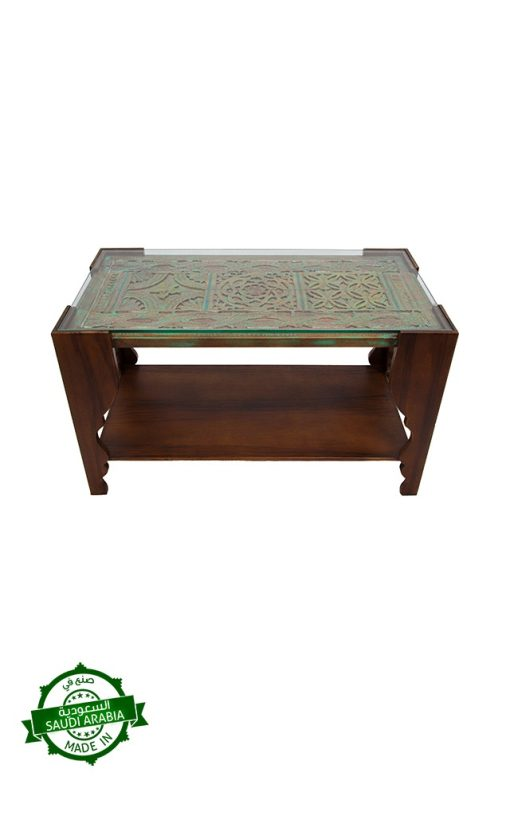 Hand Carved Coffee Table Wooden