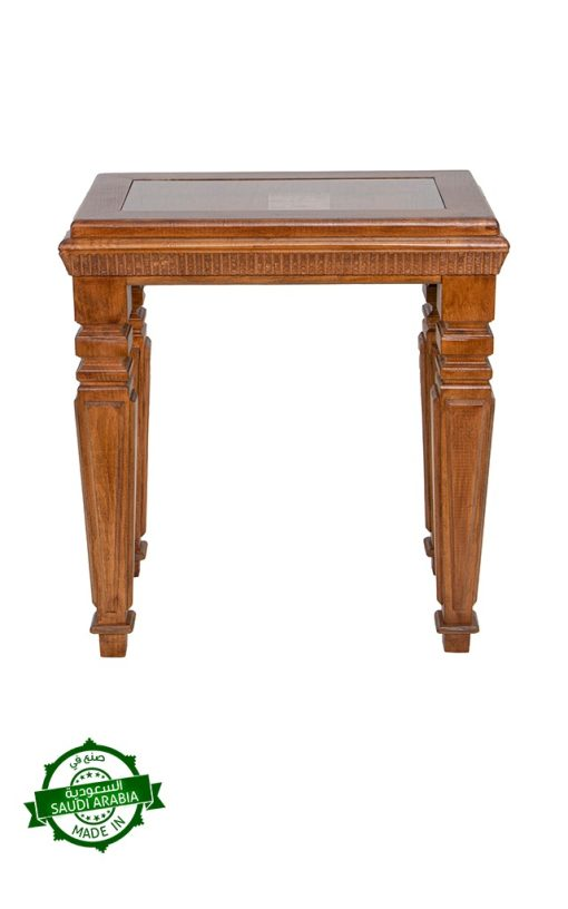 Wood Nesting End Tables