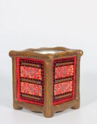 Najdi Door Incense Burner, 'Mubkhara'