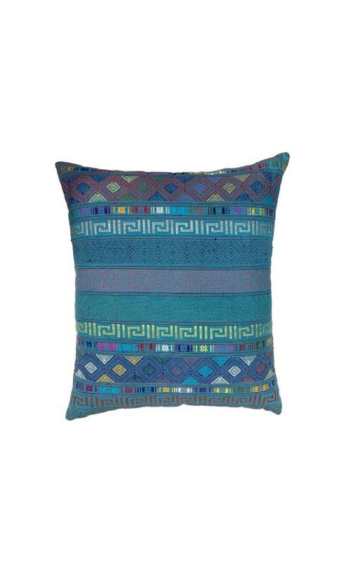 Hand Woven Tribal Pillow Designs