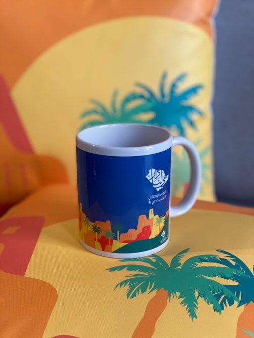 Ceramic Mugs Turaif Designs
