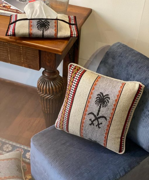 Cotton Handwoven Pillow Collection